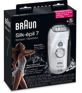 Braun  Silk epil 7681-5