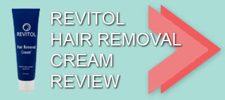 revitol hair removal cream review banner