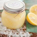Lemons, honey and sugar