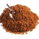 Molasses and sugar