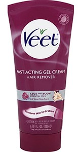 Veet Gel Hair Removal Cream for bikini