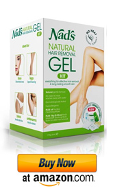 nads natural hair removal gel review