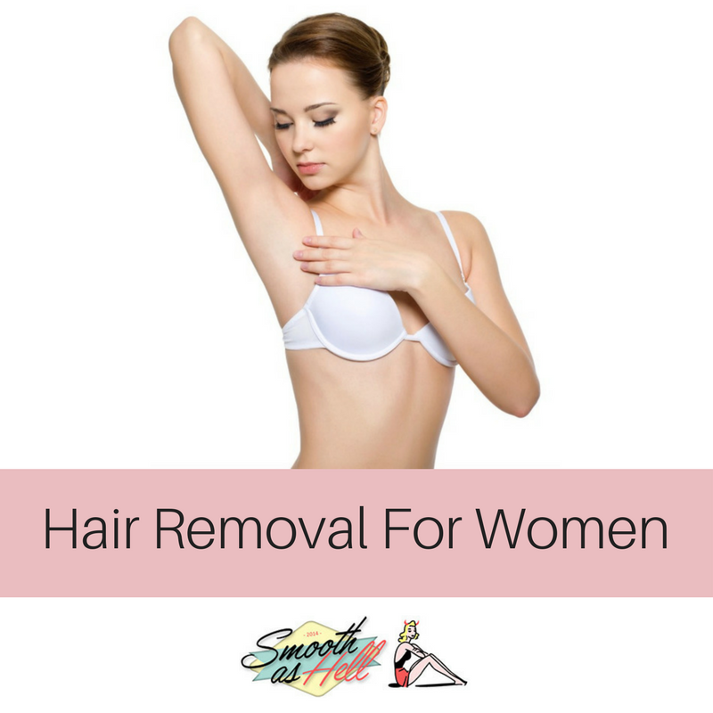 women hair removal