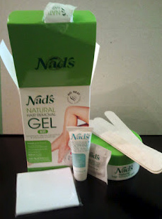 nads hair removal gel review
