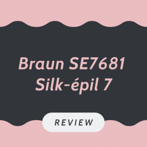Braun SE7681 Silk-epil 7 review