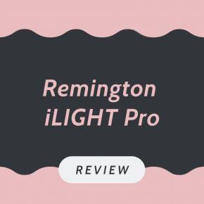 Remington iLIGHT Pro IPL review